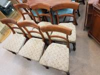 6 Dining Chairs c.1860 (2 of 3)