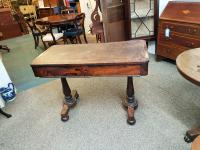 Rosewood Writing Table