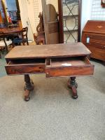 Rosewood Writing Table (3 of 7)