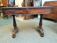 Rosewood Writing Table (4 of 7)