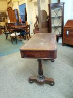 Rosewood Writing Table (5 of 7)
