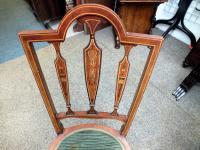 Edwardian Inlaid Chair (2 of 6)