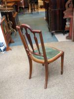 Edwardian Inlaid Chair (5 of 6)