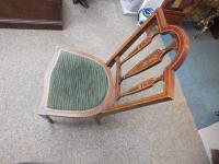 Edwardian Inlaid Chair (6 of 6)