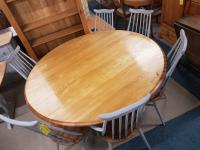 Pine Dining Table (2 of 2)