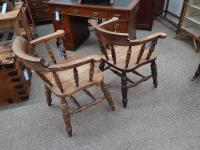 Pair of Country Chairs (2 of 3)
