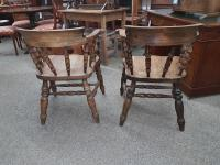 Pair of Country Chairs (3 of 3)