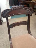 4 Antique Dining Chairs (4 of 5)