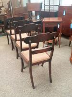 4 Antique Dining Chairs (5 of 5)
