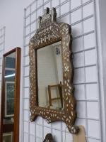 Small Indian Mirror c.1890 (4 of 4)