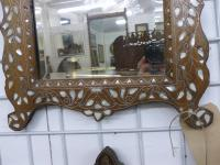 Small Indian Mirror c.1890 (2 of 4)