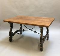 Spanish Dining Table (10 of 11)