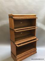 Globe Wernicke Bookcase c.1920 (7 of 9)