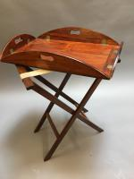 George III Butlers Tray on Stand (8 of 14)
