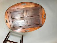 George III Butlers Tray on Stand (10 of 14)