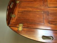 George III Butlers Tray on Stand (3 of 14)