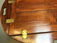 George III Butlers Tray on Stand (13 of 14)