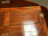 George III Butlers Tray on Stand (4 of 14)