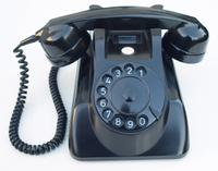 Dutch Telephone 1950s Design