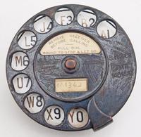 Very Rare No3 Dial Dated 1921