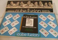 1970 Waddingtons Cube Fusion Modular Strategy Game 'Complete'