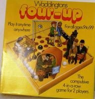 1979 Waddingtons Four- Up Complete and Boxed