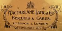 Early Macfarlane & Lang Arabian Style Biscuit Tin (2 of 2)
