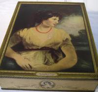 Large Vintage Peek Freen Countess of Oxford Biscuit Tin