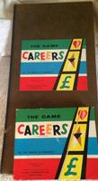 1950s Edition Waddingtons Careers Board Game