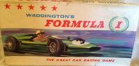 Original 1964 Waddingtons Formula 1 Game, Complete