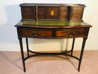 Reproduction Writing Desk (2 of 10)