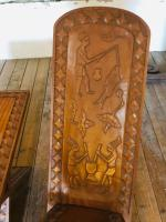African Coffee Table & Chairs (5 of 10)