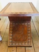 African Coffee Table & Chairs (7 of 10)