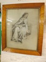 Charcoal Drawing c.1840