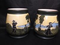 Pair of Art Deco Pots (17 of 18)