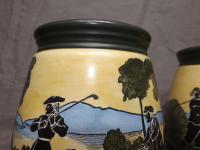 Pair of Art Deco Pots (6 of 18)