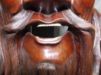 Carved Mask C.1900 (7 of 9)