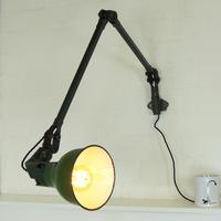 Mek Elek Vintage Industrial Workshop Lamp (2 of 9)