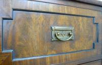 Handsome Antique William IV Chest of Drawers (10 of 17)