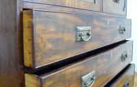 Handsome Antique William IV Chest of Drawers (6 of 17)