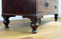 Handsome Antique William IV Chest of Drawers (13 of 17)