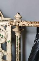 Victorian Cast Iron Stick Hall Stand Untouched Condition (8 of 13)
