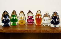 Collection of 7 Mid-Century Wedgwood Glass Paperweights 1 (7 of 8)