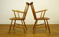 Vintage Mid Century Swedish  Armchair by Haga Fors 'we have 2' (13 of 14)