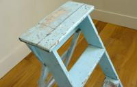 Set of Early 20th Century Workshop Kitchen Steps (7 of 12)