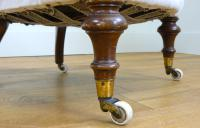 Pretty Victorian Parlour Drawing Room Chair c.1860 (8 of 12)