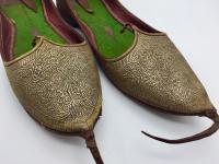 Old Pair of Aladdin Slippers c.1925 (2 of 6)