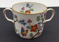 Antique Miniature Spode Loving Cup c.1900-1910