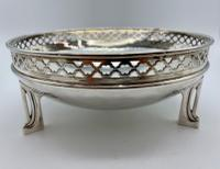 Art Deco WMF Silver Plated Bowl c.1918