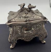 Antique WMF Jewellery Casket c.1900